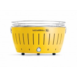 Barbacoa XL LOTUSGRILL amarilla