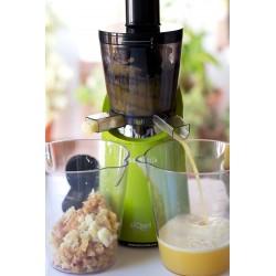 Extractor lent de sucs Essenzia Green | 40 rev / min