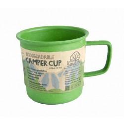 Tassa 430 ml. Bambú 100% Biodegradable