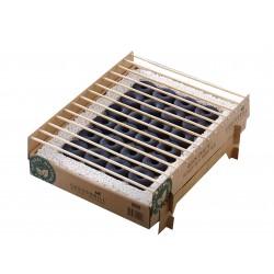 Plat BBQ 28x18x4 cm. Bambú 100% Biodegradable