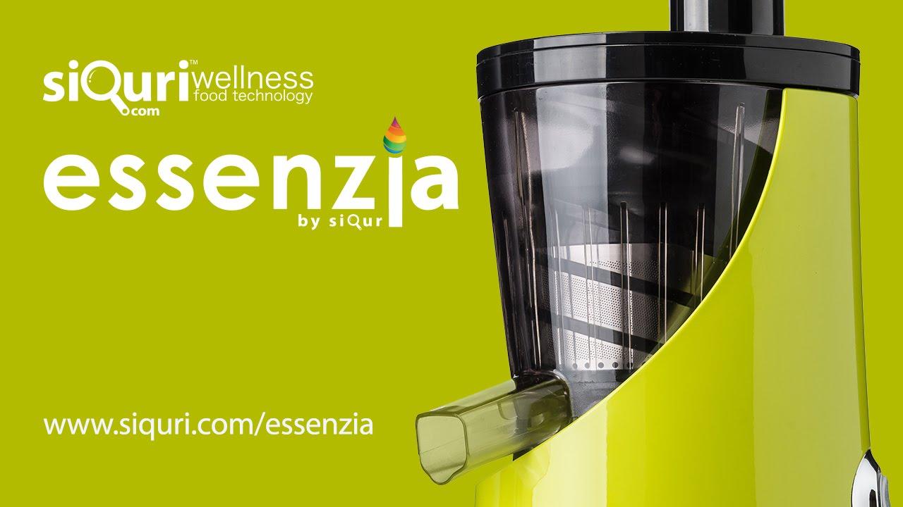 Ezzenzia green Siquri