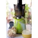 Extractor lento de zumos Essenzia Green PRO | 32 rev/min