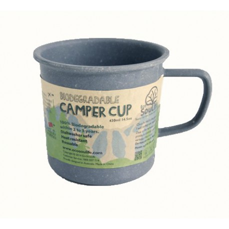 Taza 430 ml. Bambú 100% Biodegradable