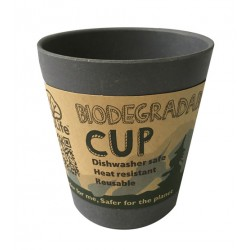 Vaso 296 ml. Bambú 100% Biodegradable