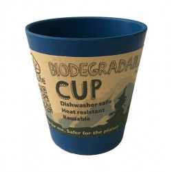 Vaso 296 ml. Bambú 100% Biodegradable
