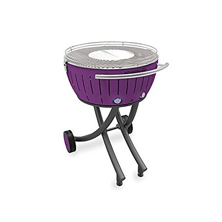 Barbacoa XXL LOTUSGRILL lila