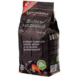 saco de carbón LOTUSGRILL 1kg