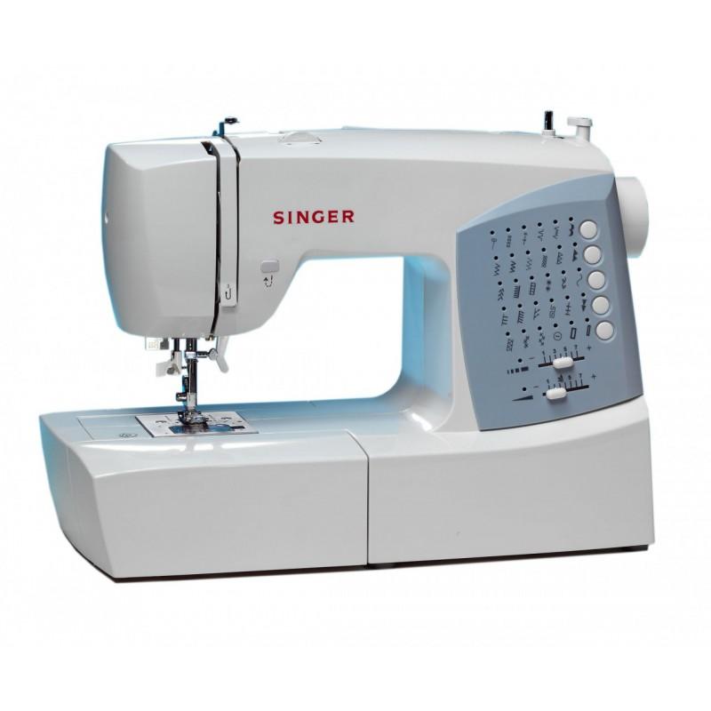 Máquina de coser electrónica SINGER